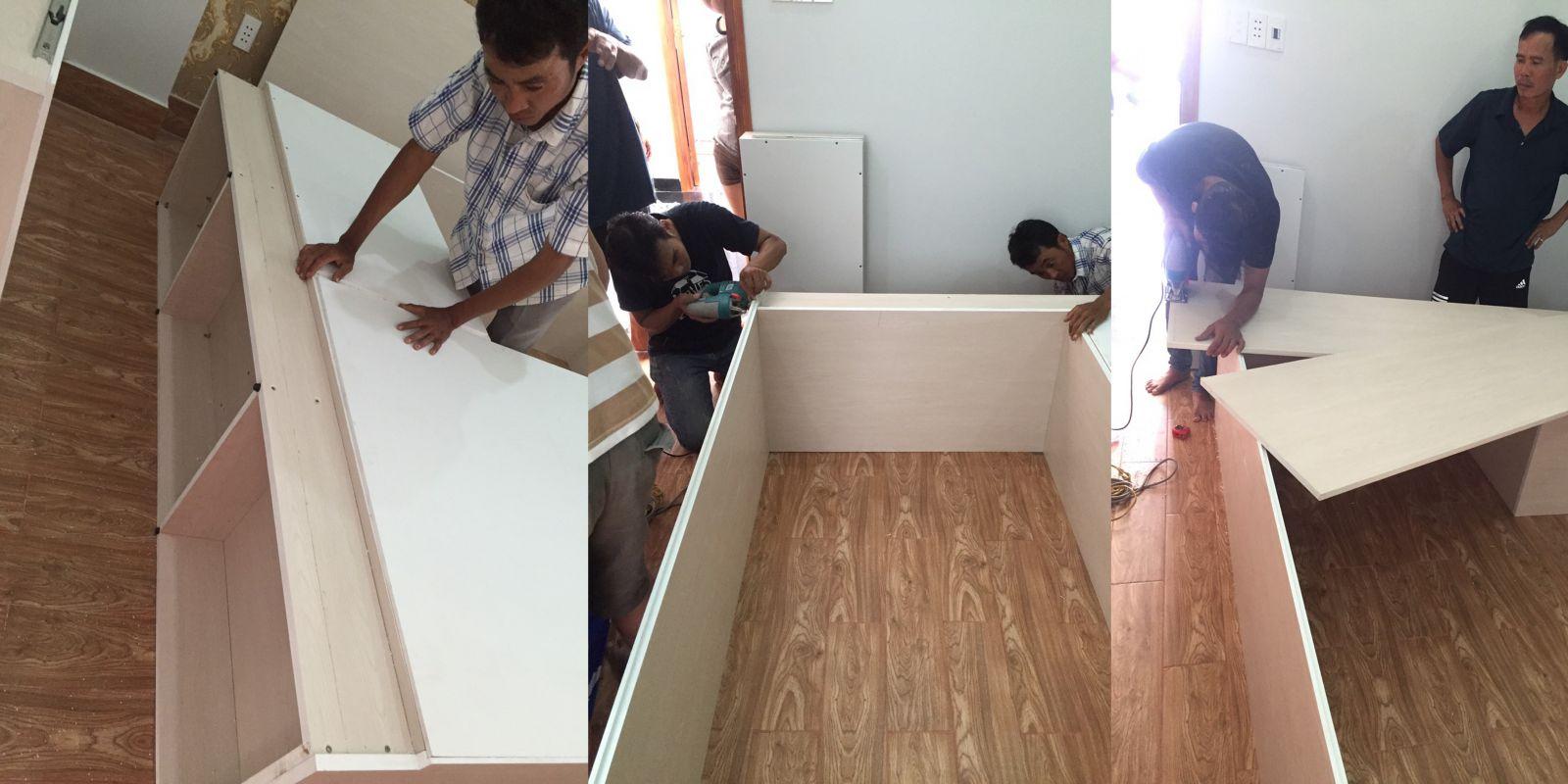 Xưởng sản xuất nội thất & công trình Nội Thất Nhà Phố