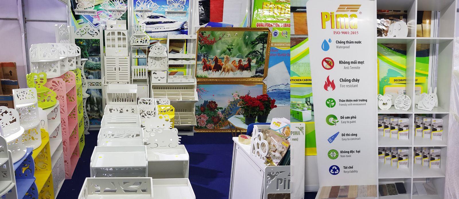 Hội chợ VietBuild 2019 - Mua sắm nội thất cho ngôi nhà của bạn