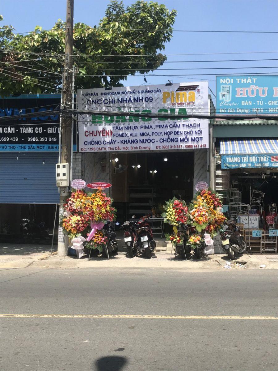 Khai trương cửa hàng CNC Hoàng Gia 9 tại Bình Dương